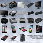 Devices - Alpha Icons n' PNG - Pack 2