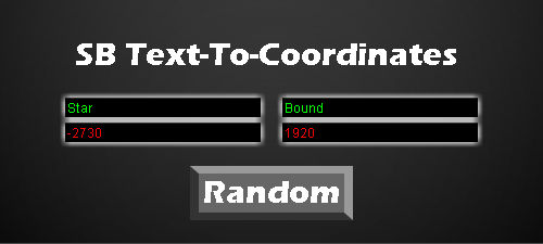 Starbound Text To Coordinates By Surnthing On Deviantart