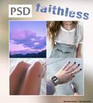 PSD Faithless by Nicolelastar