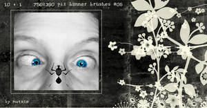 Banner Brushes No.06 by TaScha1969