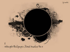 WallPaper Sized Brushes No.11 by TaScha1969