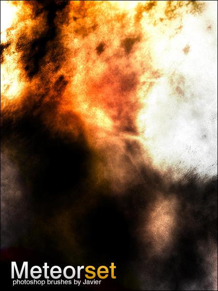Meteor Set - Grunge by JavierZhX