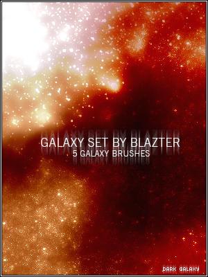 Galaxy Set - By BLazteR by JavierZhX