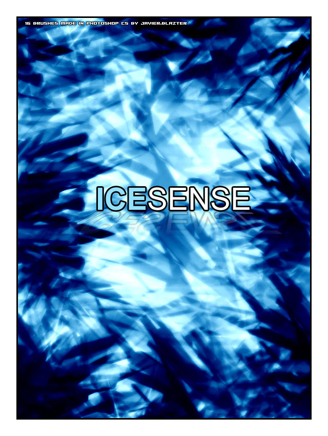 Ice sense by JavierZhX