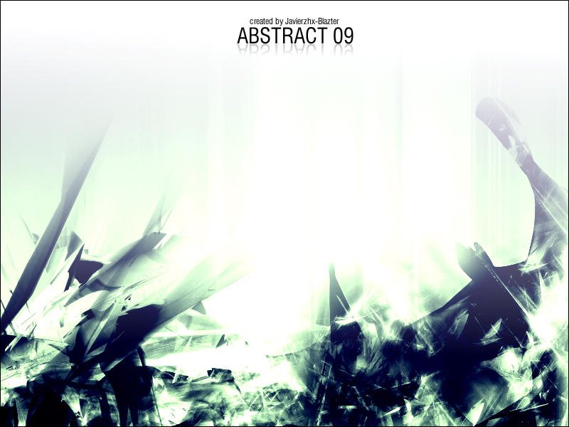 Abstract 09 by JavierZhX
