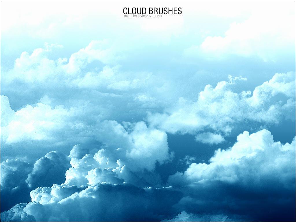 Cloud Brushes by JavierZhX on DeviantArt