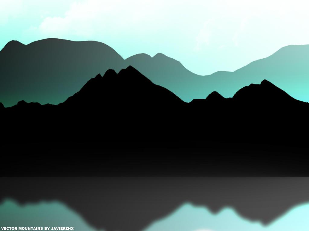 free vector clipart mountain - photo #3