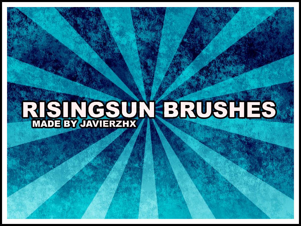 Risingsun Brushes by JavierZhX