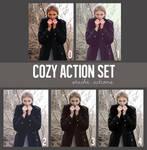Cozy Actions