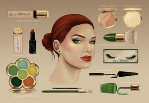 Poison Ivy's Cosmetics