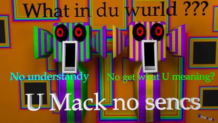 You Make No Sense Man ??? by trevor4ever