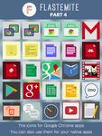 Flastemite - Part 4 - Icons for Google Chrome apps