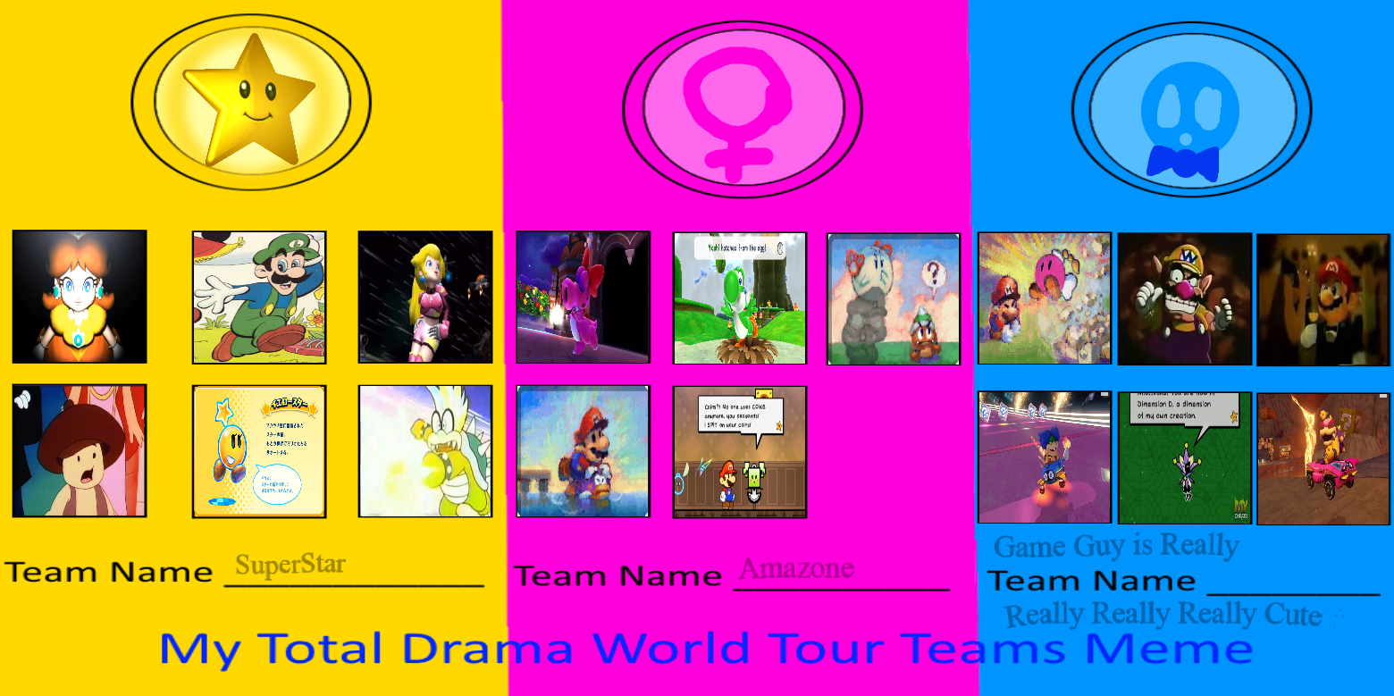 Total Pokemon World Tour
