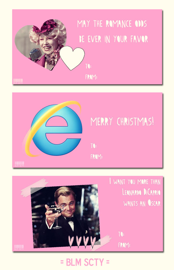 7 Valentines Cards by blmscty on DeviantArt – On Line Valentine Cards