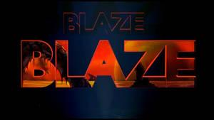Blaze Logo Animation