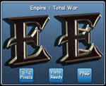 Empire Total War Dock Icons