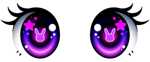 Kira Kira Eye Templates