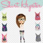 Shirts Hipster para tus dolls