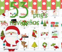 Png's de Navidad