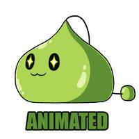 Maplestory: Slime animation by JoTheWeirdo