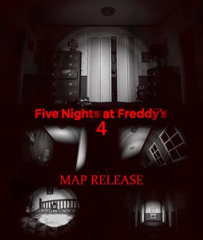 FNaF 4 Map V2 Release [BLENDER EEVEE]