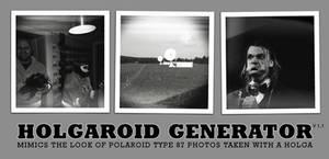 HolgaRoid Generator BW