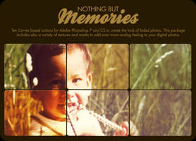 Nothing but Memories by rawimage