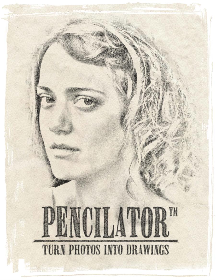Pencilator 1.0 by rawimage