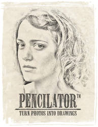 Pencilator 1.0 by rawimage