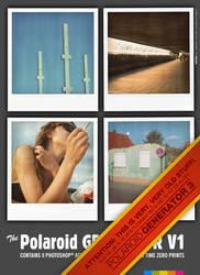 Polaroid GENERATOR V1 by rawimage