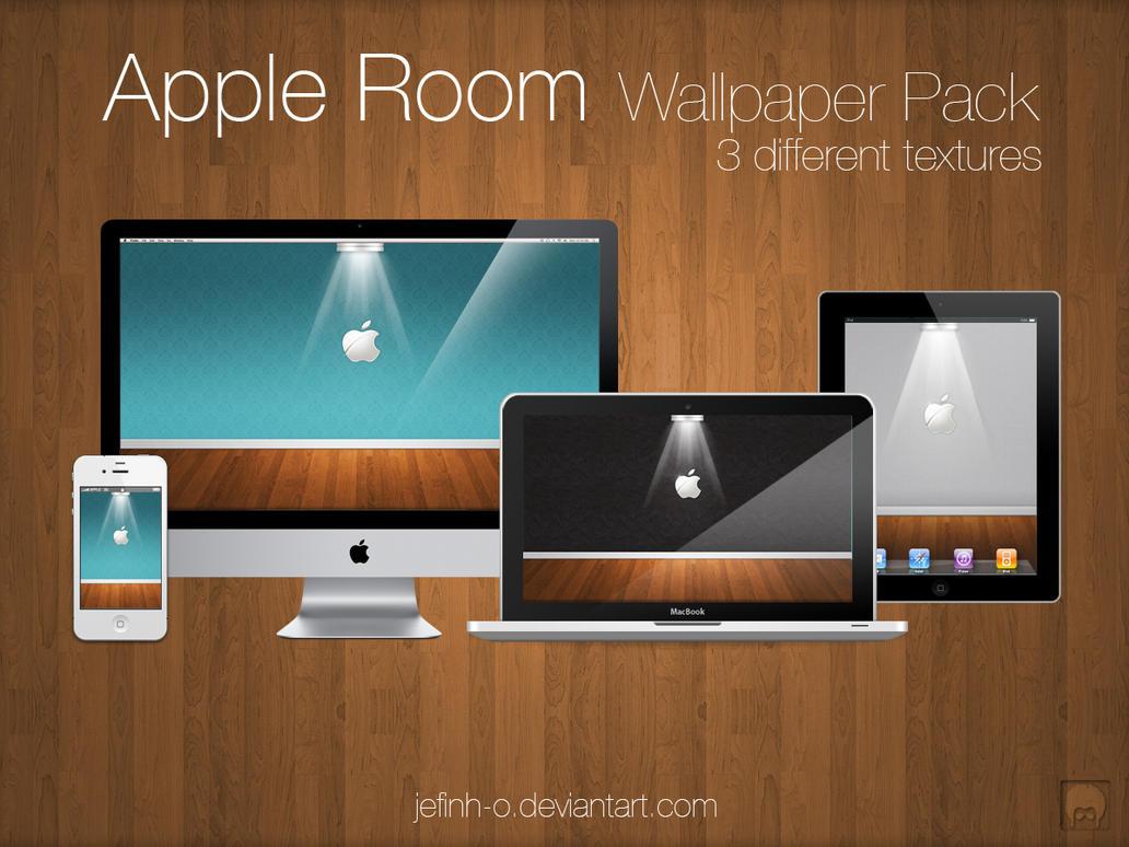 Apple Room Wallpaper Pack by JeFiNh-O