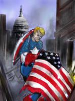 Captain America Gif by nikoskap