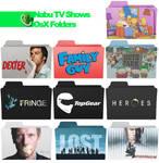 Tv Show Folder Pack