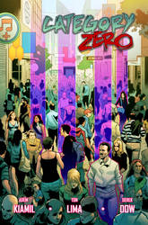 Category Zero Issue One Cover