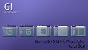 Adobe GoLive CS4 Icons