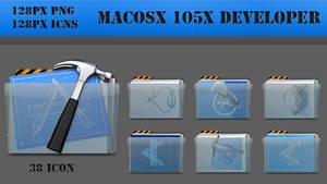 MacOSX 105X Developer Icon