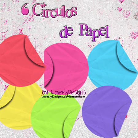 Packs de Png Paper_Circles_Png_by_loveelydesigns