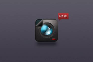 Peeled Camera Icon by dev-john