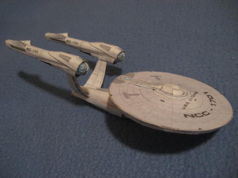 Star Trek XI Enterprise by strangename19