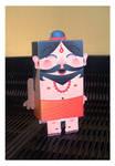 Yogi -  Paper Toy