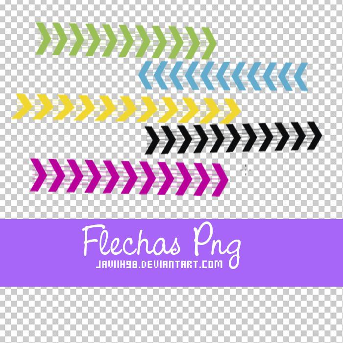 Flechas Png N.2 by javiih98