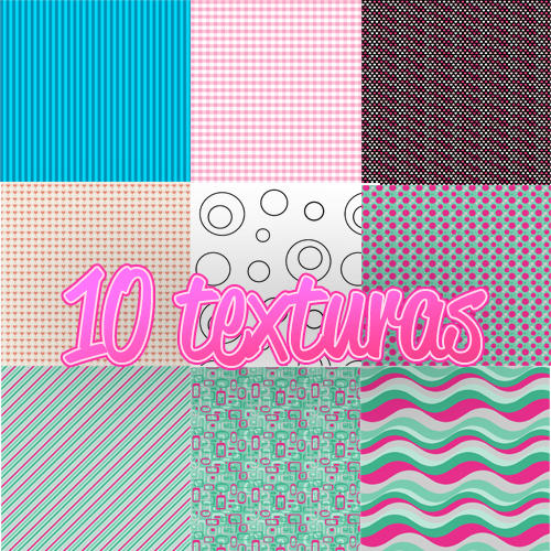 Pack de 10 Texturas by javiih98