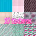 Pack de 10 Texturas