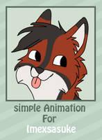 com for Imexsasuke by griffsnuff