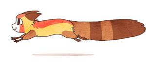 snuffen squirrle animation by griffsnuff