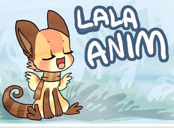 LALALALAL anim by griffsnuff