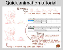 Quick animating tutorial by griffsnuff