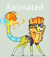Plamen Animated by griffsnuff