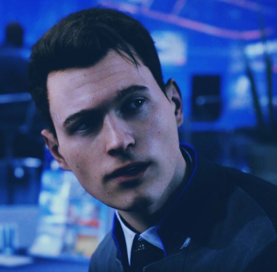 Technicolor Beat [Connor x android!reader] by JulietWayne on