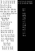 Escritura dussiana: equivalencia by Jakeukalane